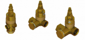 VMC thermostatic valves