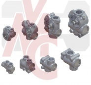 Thermostatic valves. Another reason to choose VMC.