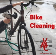 VMC's expertise for bike cleaning