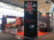 Comvac Hannover Messe has just started
