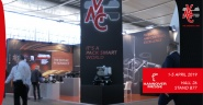 Thank you for visiting us at COMVAC Hannover Messe 2019